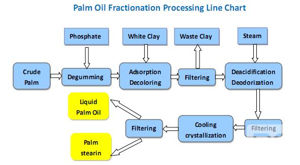 technologie de wwwactionnement d'huile de palme