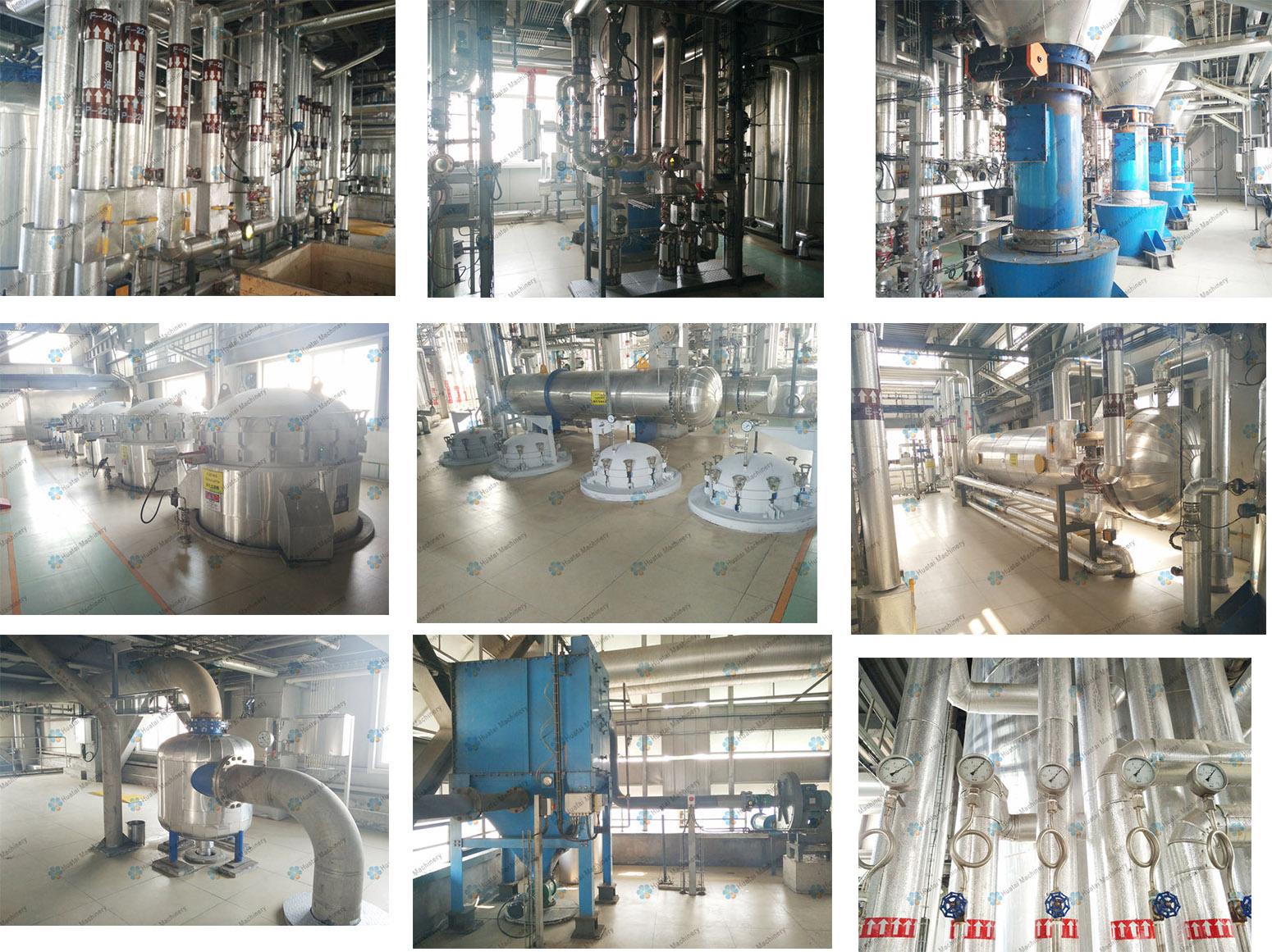 Raffinerie à moyenne échelle et grande echelle