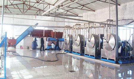 Machine D'extraction D'huile D'Arachide
